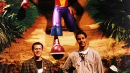 Jason (right) and I (left) at E3 1996