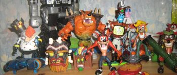 my_crash_bandicoot_figures_by_davrosthekaled-d4khnm2