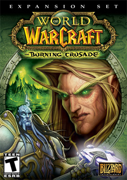 The Burning Crusade box