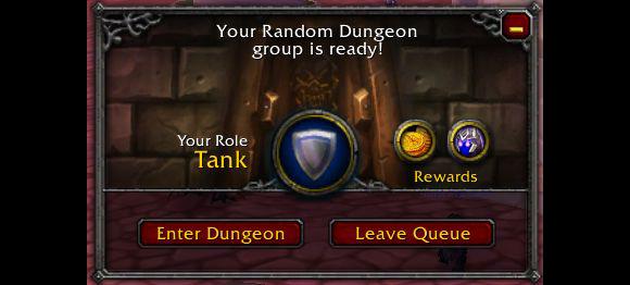 wow dungeon finder