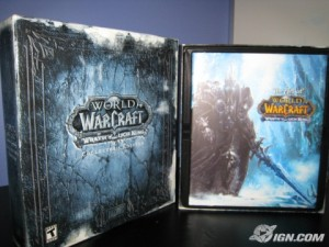 Wrath of the Lich King Collector's Edition