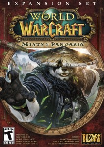 Mists of Pandaria Box