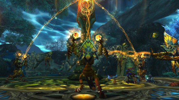 Return of the Klaxxi Paragons