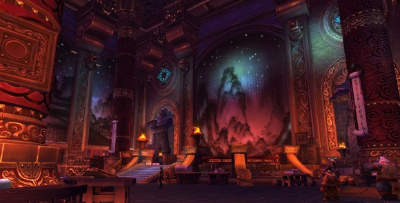 The Golden Lotus has lots of secret chambers