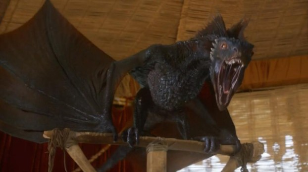 Drogon kicks ass!