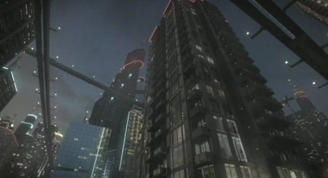 The future city looks great (for TV)