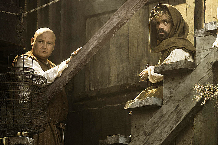 Conleth-Hill-as-Varys-and-Peter-Dinklage-as-Tyrion-Lannister-_-photo-Helen-Sloan_HBO33