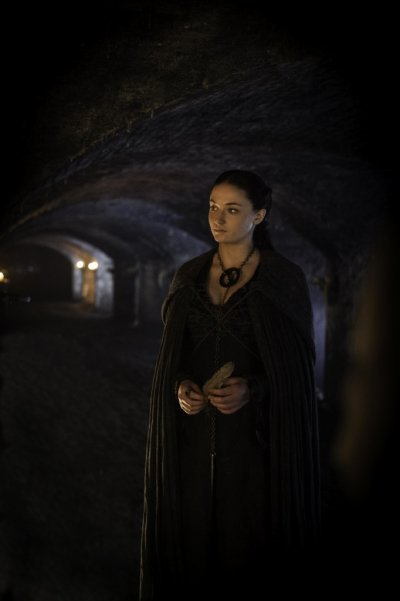 Loving Dark Sansa