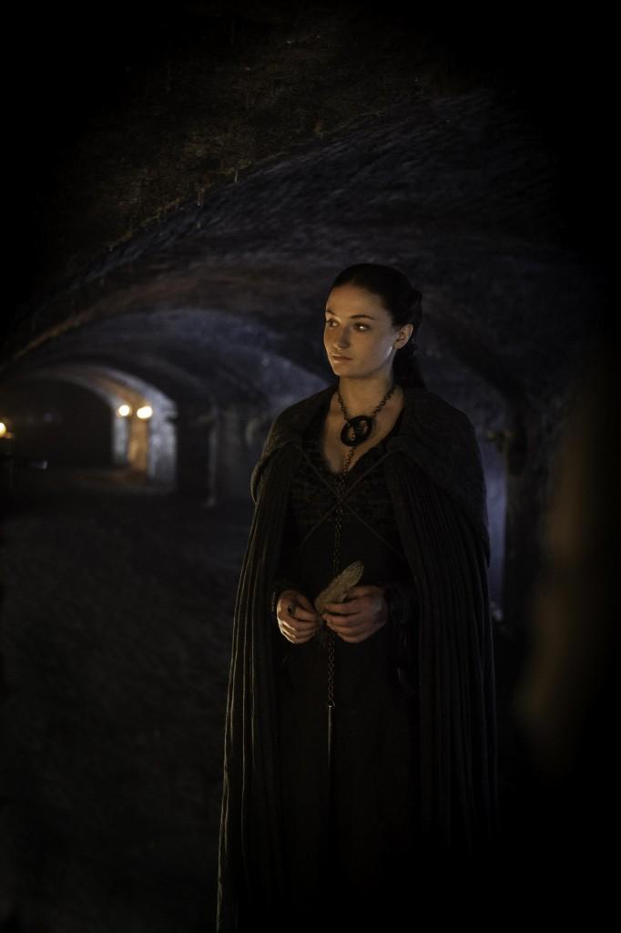 Loving Dark Sansa