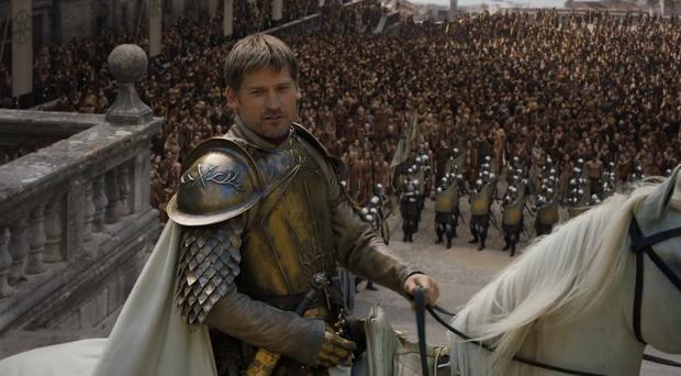 Jaime fills out a uniform well