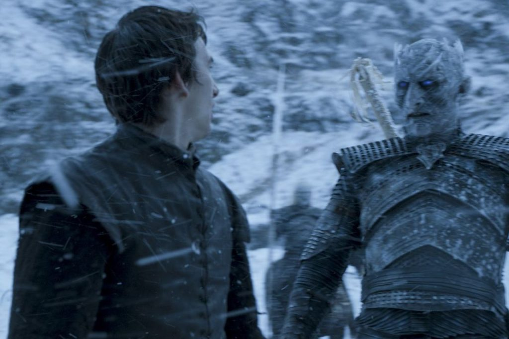 Don't dream of White Walkers